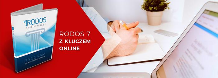 Rodos 7 z kluczem online